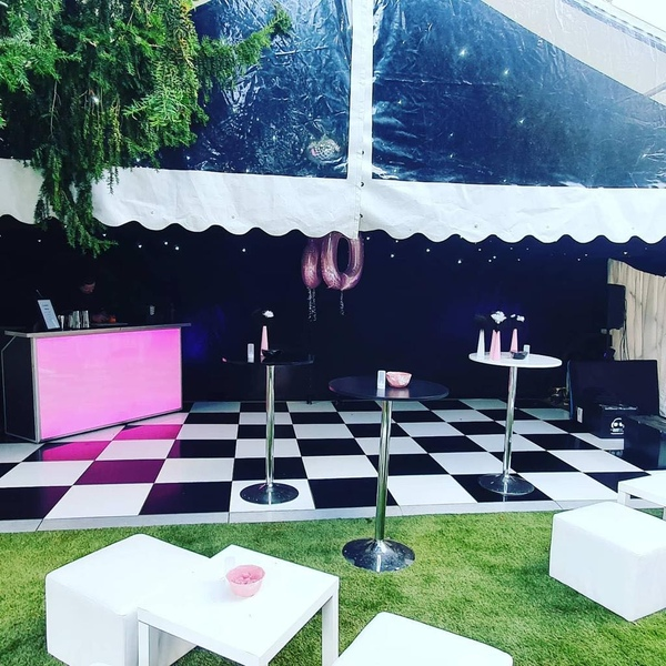Kingston Upon Thames marquee hire